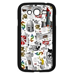 Medieval Mash Up Samsung Galaxy Grand Duos I9082 Case (black)