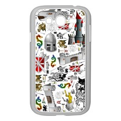 Medieval Mash Up Samsung Galaxy Grand DUOS I9082 Case (White)
