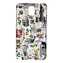 Medieval Mash Up Samsung Galaxy Note 3 N9005 Hardshell Case