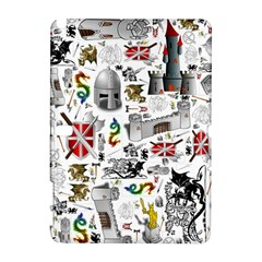 Medieval Mash Up Samsung Galaxy Note 10 1 (p600) Hardshell Case