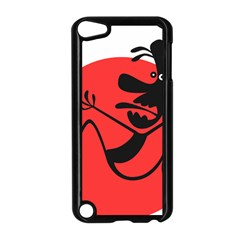 Running Man Apple iPod Touch 5 Case (Black)