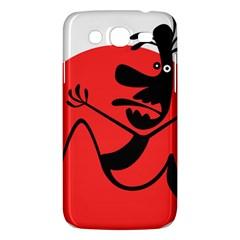 Running Man Samsung Galaxy Mega 5.8 I9152 Hardshell Case