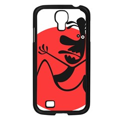 Running Man Samsung Galaxy S4 I9500/ I9505 Case (black)
