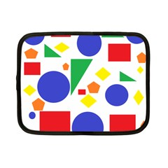 Random Geometrics Netbook Sleeve (small)