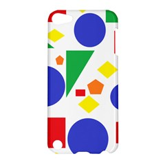 Random Geometrics Apple Ipod Touch 5 Hardshell Case