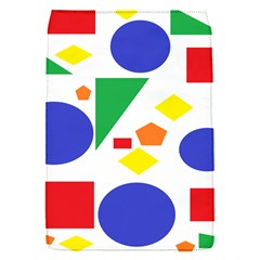 Random Geometrics Removable Flap Cover (Small)
