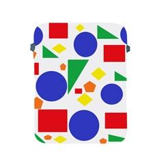Random Geometrics Apple iPad Protective Sleeve