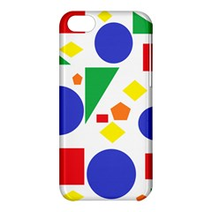 Random Geometrics Apple iPhone 5C Hardshell Case