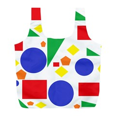 Random Geometrics Reusable Bag (l)