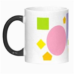 Spring Geometrics Morph Mug