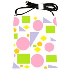 Spring Geometrics Shoulder Sling Bag