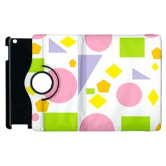 Spring Geometrics Apple iPad 2 Flip 360 Case