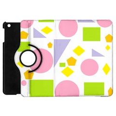 Spring Geometrics Apple iPad Mini Flip 360 Case