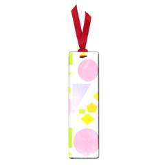 Spring Geometrics Small Bookmark