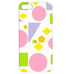 Spring Geometrics Apple Iphone 5 Hardshell Case With Stand