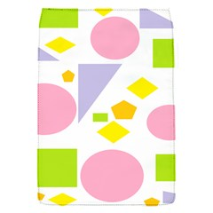 Spring Geometrics Removable Flap Cover (small)