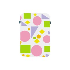 Spring Geometrics Apple Ipad Mini Protective Sleeve