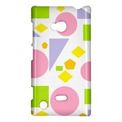Spring Geometrics Nokia Lumia 720 Hardshell Case