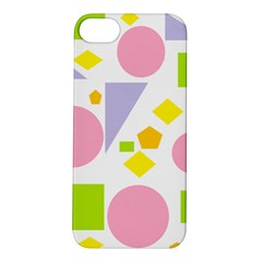 Spring Geometrics Apple Iphone 5s Hardshell Case
