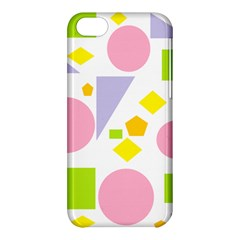 Spring Geometrics Apple Iphone 5c Hardshell Case