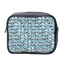 panda panda Mini Travel Toiletry Bag (Two Sides)