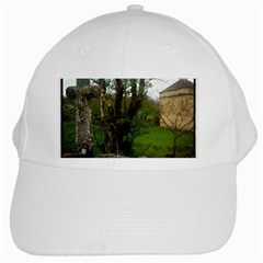 Toulongergues White Baseball Cap