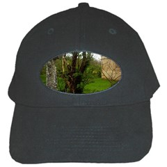 Toulongergues Black Baseball Cap