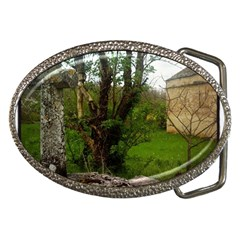 Toulongergues Belt Buckle (Oval)