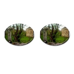 Toulongergues Cufflinks (oval)