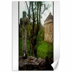 Toulongergues Canvas 12  x 18  (Unframed)