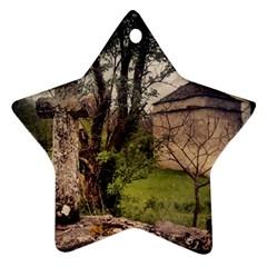 Toulongergues2 Star Ornament