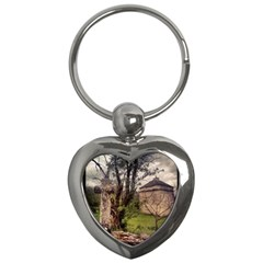 Toulongergues2 Key Chain (heart)