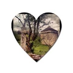 Toulongergues2 Magnet (heart)