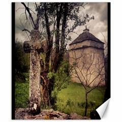 Toulongergues2 Canvas 8  x 10  (Unframed)