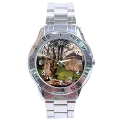 Toulongergues2 Stainless Steel Watch