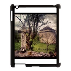 Toulongergues2 Apple iPad 3/4 Case (Black)