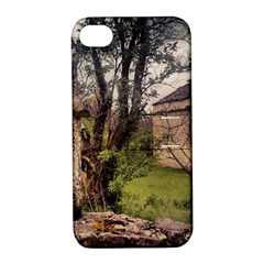 Toulongergues2 Apple iPhone 4/4S Hardshell Case with Stand