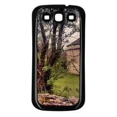 Toulongergues2 Samsung Galaxy S3 Back Case (black)