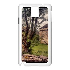 Toulongergues2 Samsung Galaxy Note 3 N9005 Case (White)