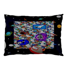 Outter Space Pillow Case