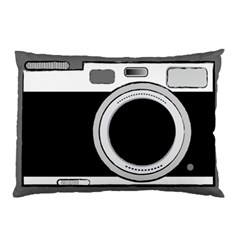 camera Pillow Case (Two Sides)