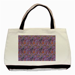 Purple Paisley Classic Tote Bag