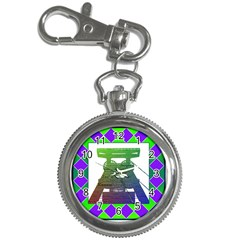 Mine Key Chain Watch