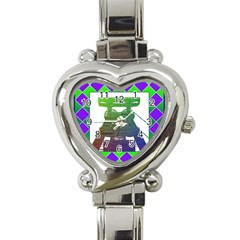 Mine Heart Italian Charm Watch