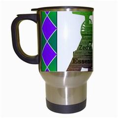 Mine Travel Mug (White)