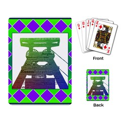 Mine Playing Cards Single Design