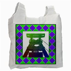 Mine White Reusable Bag (Two Sides)