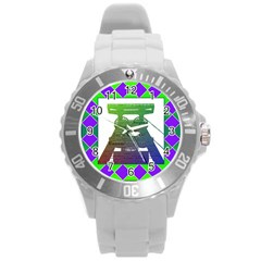 Mine Plastic Sport Watch (Large)