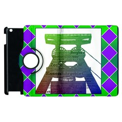 Mine Apple iPad 3/4 Flip 360 Case