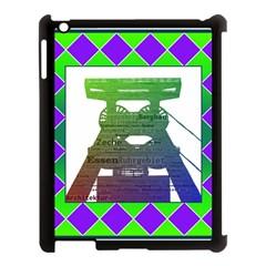 Mine Apple iPad 3/4 Case (Black)